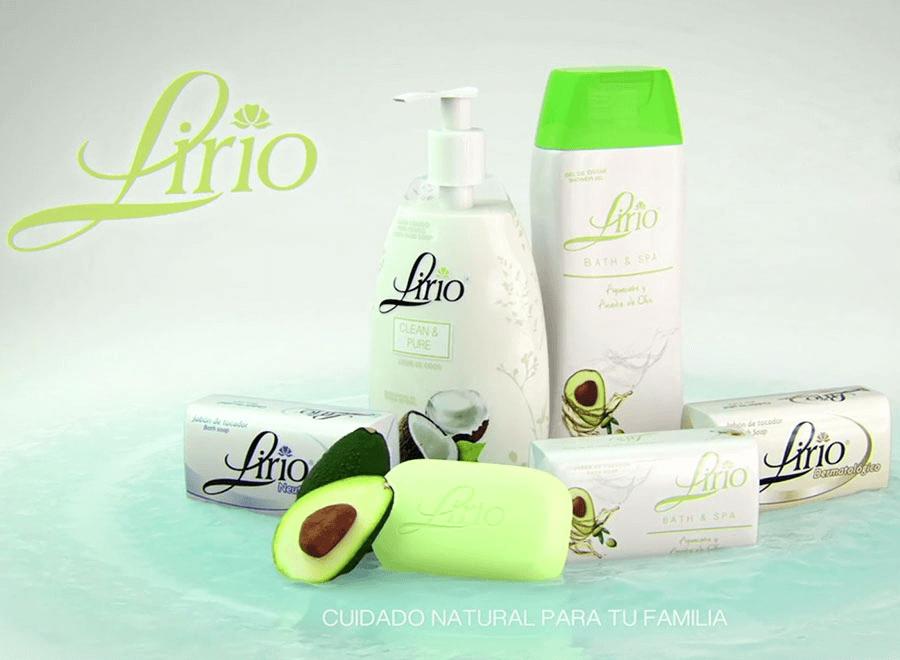 Jabón Lirio