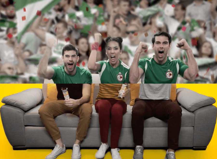 "Hershey's Snack Mix - ""Spot Promocional - Mundial 2018"""