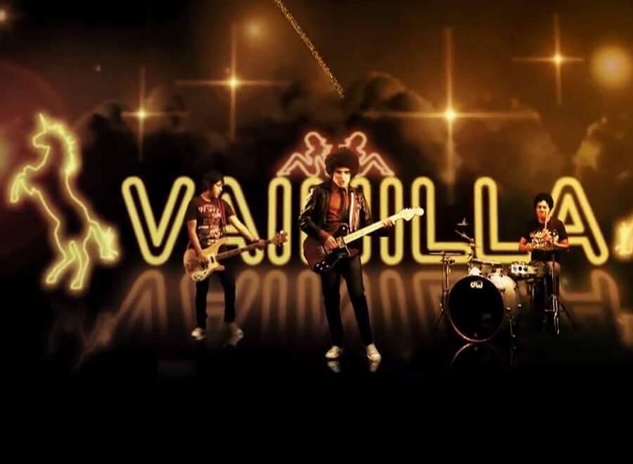 Vainilla - Videoclip Auxilio