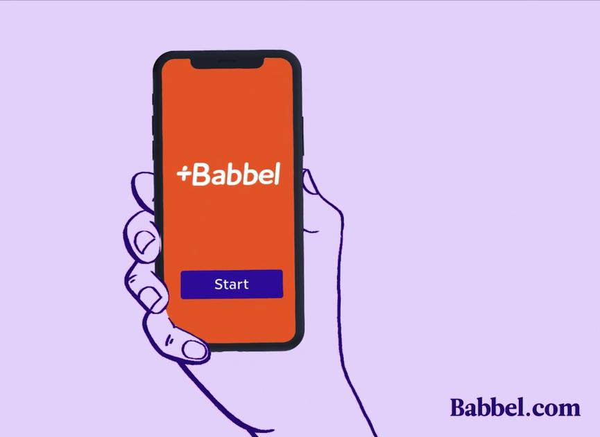 Babbel Motion Graphics