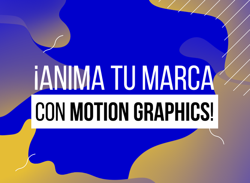 imagen ¡Anima tu marca con Motion Graphics!